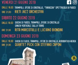 Locandina: Cittaducale Street Festival