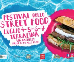 Locandina: Festival dello Street Food a Terracina