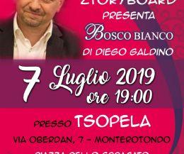 Locandina: Bosco Bianco a Monterotondo