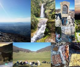 Locandina: Un'indimenticabile weekend di trekking full immersion