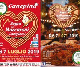 Locandina: Sagra dei Maccaroni, 7/a edizione