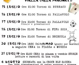 Locandina: Estate Coltodinese 2019
