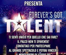 Locandina: Forever's Got Talent