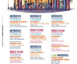 Locandina: Velino Festival 2019. Cunti e Racconti