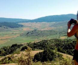 Locandina: 'Immersione' a piedi nel paesaggio dell'Altopiano di Rascino