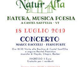 Locandina: Concerto Marco Baccelli