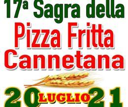 Locandina: Sagra della Pizza Fritta Cannetana