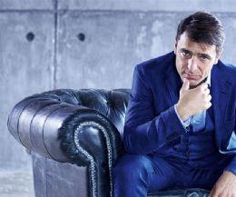 """Locandina: Adriano Giannini in """"Il grande Gatsby"""""""