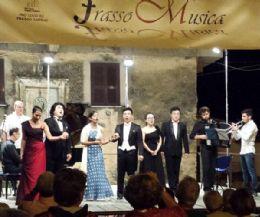 Locandina: Frasso Musica, XXX edizione