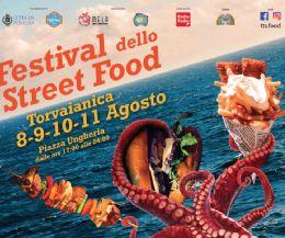 Locandina: Torvaianica capitale dello Street Food
