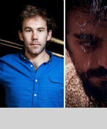 Locandina: Fidel Fourneyron, Francesco Diodati e Lontano del Roberto Ottaviano Trio