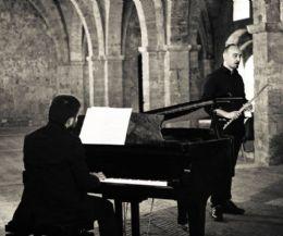 Locandina: Musì Duo all'Interocrea Festival 2019