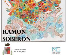 Locandina: La nuova mostra di Ramon Soberon