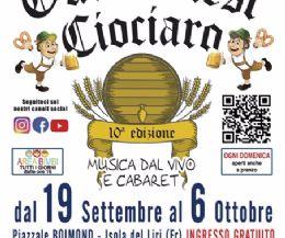 Locandina: Oktoberfest Ciociaro