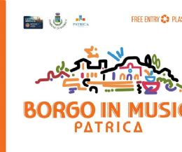 Locandina: Borgo in Musica 2019 III Edizione