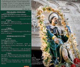 Locandina: Festa di San Rocco 2019