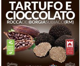 Locandina: Tartufo e Cioccolato 2019