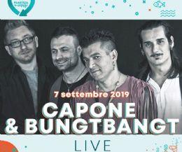 Locandina: Capone & BungtBangt in concerto