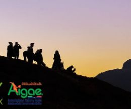 Locandina: Tramonto dalle Rovine di Montefalco
