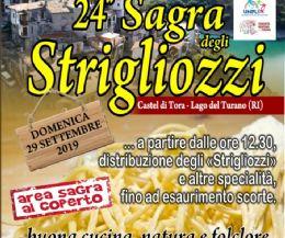 Locandina: Sagra degli strigliozzi