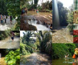 Locandina: Trekking acquatico dentro il torrente del Farfa