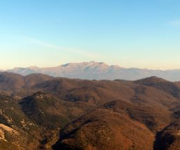 Locandina: Una escursione sul Monte Cosce con il Geologo