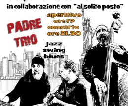 Locandina: Padre trio live