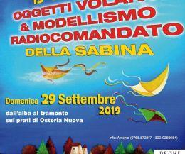Locandina: Oggetti volanti e modellismo radiocomandato