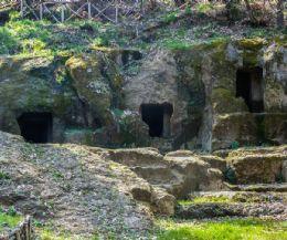 Locandina: Etruschi e Falisci sulle sponde del Treja