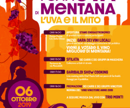 Locandina: 64^ Festa dell'uva