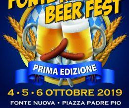 Locandina: Festa della Birra