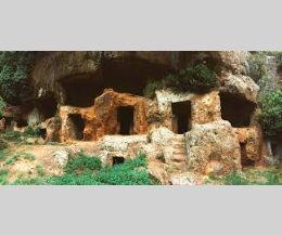 "Locandina: Le meraviglie del parco ""Marturanum"""