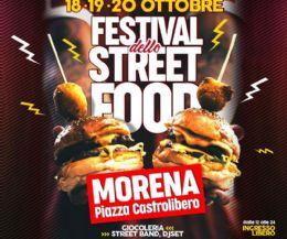 Locandina: Morena Festival Street Food
