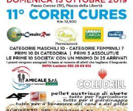 Locandina: XI Corri Cures