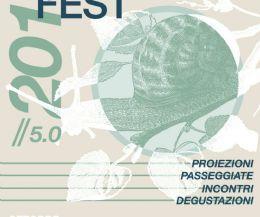 Locandina: Slow Film Fest