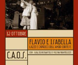 Locandina: Flavio e Isabella