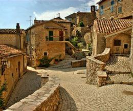 Locandina: Abissi, Eremi, Mulini, Torri ed altre meraviglie