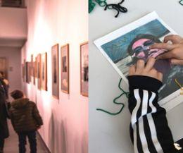 Locandina: Art Faces. Ritratti d'artista nella Collezione Würth