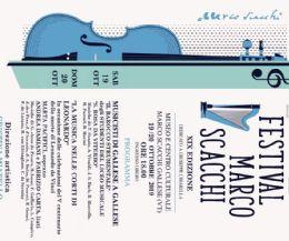 """Locandina: Festival """"Marco Scacchi"""""""