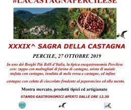 Locandina: Sagra delle Castagne