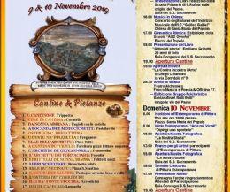 Locandina: Santa Rufina. Il paese degli sportelli dipinti