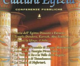 Locandina: L'enigmatica cultura egizia