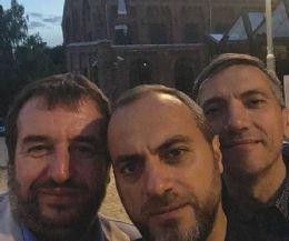 Locandina: Freetime dei F.lli Presnyakov e G.M. Cervo
