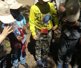 Locandina: Escursione per famiglie nel Parco