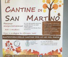 Locandina: Cantine di San Martino