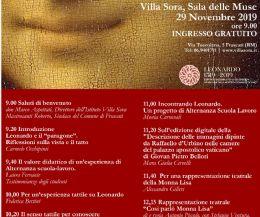 Locandina: Così parlò Monna Lisa