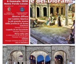 Locandina: XXII Edizione Mostra dei Presepi e dei Diorami