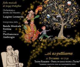 Locandina: Pierino e il Lupo di Sergej Prokofiev