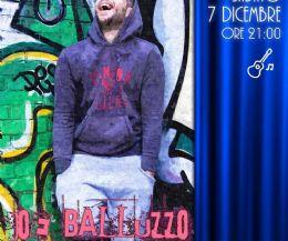 Locandina: Joe Balluzzo in concerto