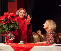 Locandina: Natale alla Carbonara